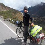 Matías Basili de La Plata a Machu Pichu en bicicleta MCV 21.12.2013