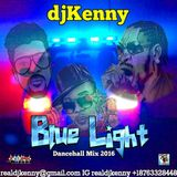 DJ KENNY BLUE LIGHT DANCEHALL MIX OCT 2016