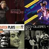 WHYR JAZZ: Gifts & Messages 12/16/2017 Show 301
