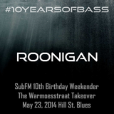 Roonigan live at  #10YearsOfBass - Hill Street Blues, Amsterdam - 23rd May 2014