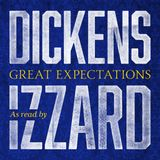 #LoveAudio Great Expectations by Charles Dickens and narrated by Eddie Izzard