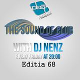 THESouND of club w. DJ NenZ - (Editia 68) (22 Mai 15)
