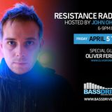 OLIVER FERRER guest mix @ BASSDRIVE - Resistance Radio hosted by John Ohms