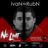 No Limit Radio Show #116 by RubN