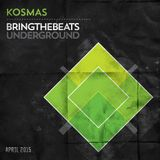 Kosmas plugged into the bringthebeats underground - April 2015
