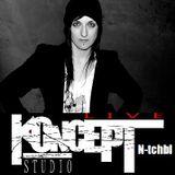 N-tchbl LIVE Set from Konceptradio Studio - 27/03/2011 - Exclusive for Beattunes.com