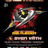 Sven Väth @ Orion Hall 09 (02.11.2001)