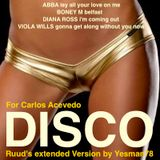 DISCO (Abba, Boney M, Diana Ross, Viola Wills)