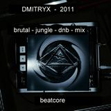 Dmitryx - 2011 Brutal-Jungle-Drum-and-Bass-mix