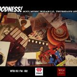 THE GOODNESS Show #10 - 1/4/18 (BOMB CYCLONE!!! Soul Music For A Snowy Day)