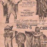 Afrika Bambaataa and Jazzy Jay mix 1983