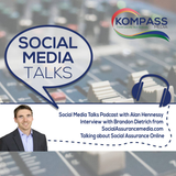 Episode #34: Interview with Brandon Dietrich from Social Assurance Media