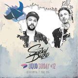 Supadizko @ Liquid Sunday #12 - 27.03.16