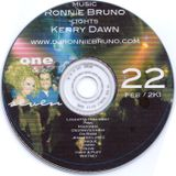 DJ Ronnie Bruno CD 22 (2000)