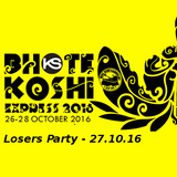 Bhote Koshi Express - Losers Party 27.10.16