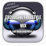 EXCLUSIVE LIVE FREESTYLE MIX for WVMLOMUSICRADIO - DJ Carlos C4 Ramos