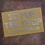 Doc@ SO FUN TEK SHOP (Boomtown 10.08.2014)
