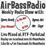 The AirBassRadio Show #144