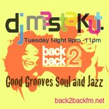 Good Grooves Soul and Jazz: DJ Mastakut on Back2Backfm.net 2020/04/21