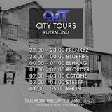 FrenkyZ live @ Quest4Trance, ECI Cultuurfabriek Roermond (29-4-2017)