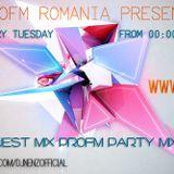 ProFM Party Mix With Virgil Batista & DJ NenZ Ep. 13 -04.11.2014-