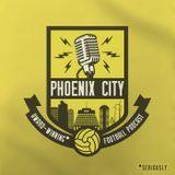 Phoenix City - Rainy Day
