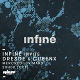 InFiné Invite Dresde & Cubenx - 09 Mars 2016