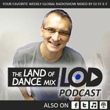 The Land Of Dance Mix RadioShow w02 EPISODE #400 (Part1)