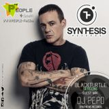 BlackTurtle Session Guest Mix Dj Pepo - Synthesis Records - www.people-fm.com