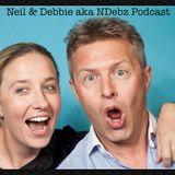 Neil & Debbie (aka NDebz) Podcast #010 - 'Pride London 2014' feat. Sir Ian McKellen