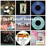 Open Drum Breaks Mix Part 4