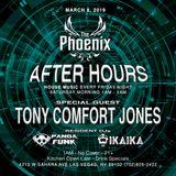 Pandafunk, Ikaika, Tony Comfort Jones Live at The Phoenix After Hours [03.08.19]