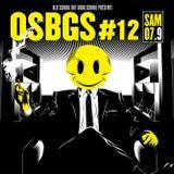 Yanix  mix 1 @ OSBGS #12 - 4 Eléments - Paris - 07-09-13