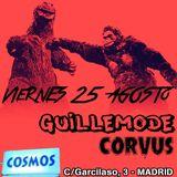 Cosmos Bar Madrid - GuilleMODE - 25/08/2017