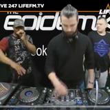 Bugaboh Live on Epidemik Show, Life FM Radio July 2017