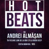 Hot Beats w. Andrei Almasan - (Editia Nr. 105) (11 Iun '18)