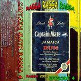 DJ Mate Dancehall 2001 Vol 4 Brown Rum side