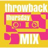 Throwback Thursday Mix - Nov 6, 2014 (WRQX)