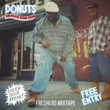 ⒹⓄⓃⓊⓉⓈ | EVERY TUESDAY | FRESHERS MIX | FREE ENTRY | FREE DONUTS |