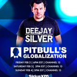 Pitbull's Globalization Dee Jay Silver Puro Pari Guest Mix Super Bowl Weekend 2018