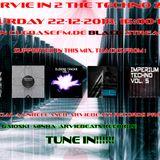 DJ Arvie In 2 The Techno Zone Episode from 22-12-2018 CuebaseFM.de Black Label