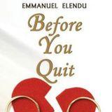 New Garment Pastor Emmanuel Elendu