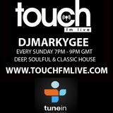 MarkyGee - TouchFMLive.com - Sunday 23rd December 2018