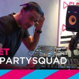 The Partysquad - Live DJ-set @ SLAM!FM