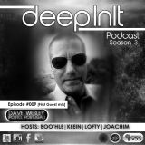 DeepInIt Podcast Episode #009 First Guest Mix - Dave Wesley (Porto, Portugal)
