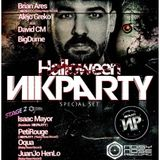 PetiRouge@Nik Party Special Halloween, Official After Party -NNR- (11-2014)