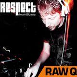 Raw Q - Studio Mix Summer 2013 - Respect LA