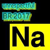BR2017 - un-re-spect-ful