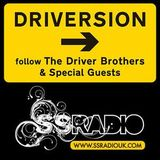 Driversion radio show w/ guest EVAN LANDES (Groove Junkies) 28th/12/2012