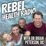 01: Dr Brian Peterson. Eat right. 1st piece of the lifestyle puzzle.